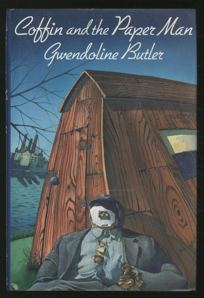 Coffin and the Paper Man. Gwendoline BUTLER.