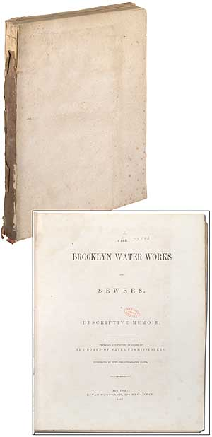 The Brooklyn Water Works and Sewers; A Descriptive Memoir