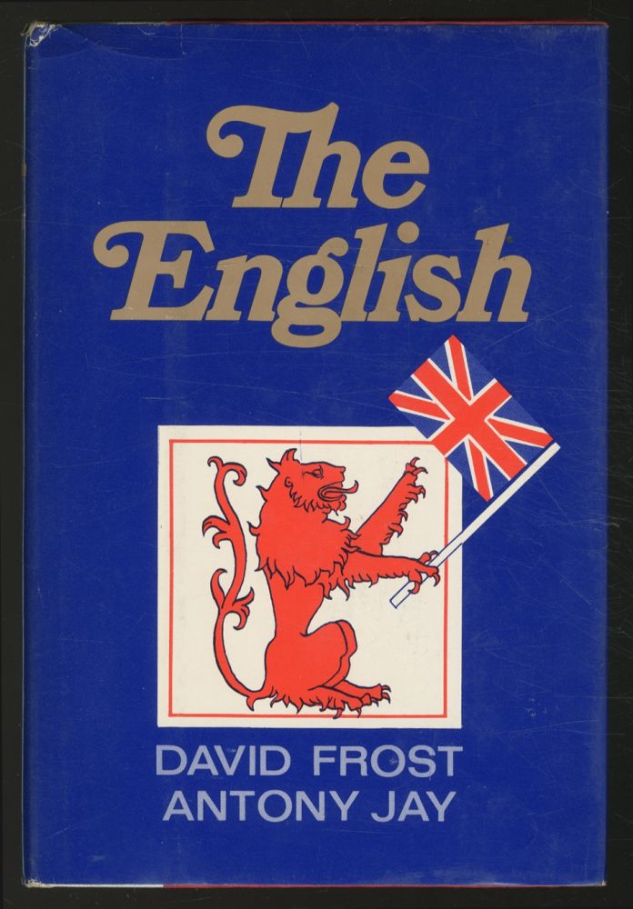 The English. David FROST, Antony Jay.