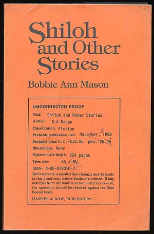 """an analysis of the story shiloh by bobbie ann mason """"shiloh"""" was written by bobbie ann mason in 1982 the center of attraction of this narrative is a married couple, leroy moffitt and his wife, norma jean during this story the characters are affected by their changing social rural kentucky environment."""