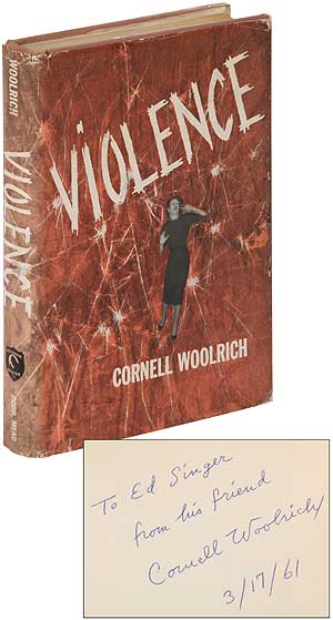 Violence. Cornell WOOLRICH.