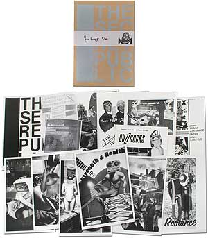 The Secret Public: Punk Montages, Photography and Collages, 1976 - 1981. Linder STERLING, Jon Savage.