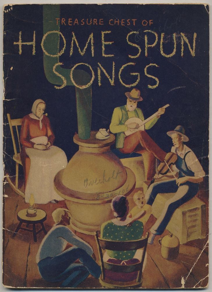 Treasure Chest of Home Spun Songs