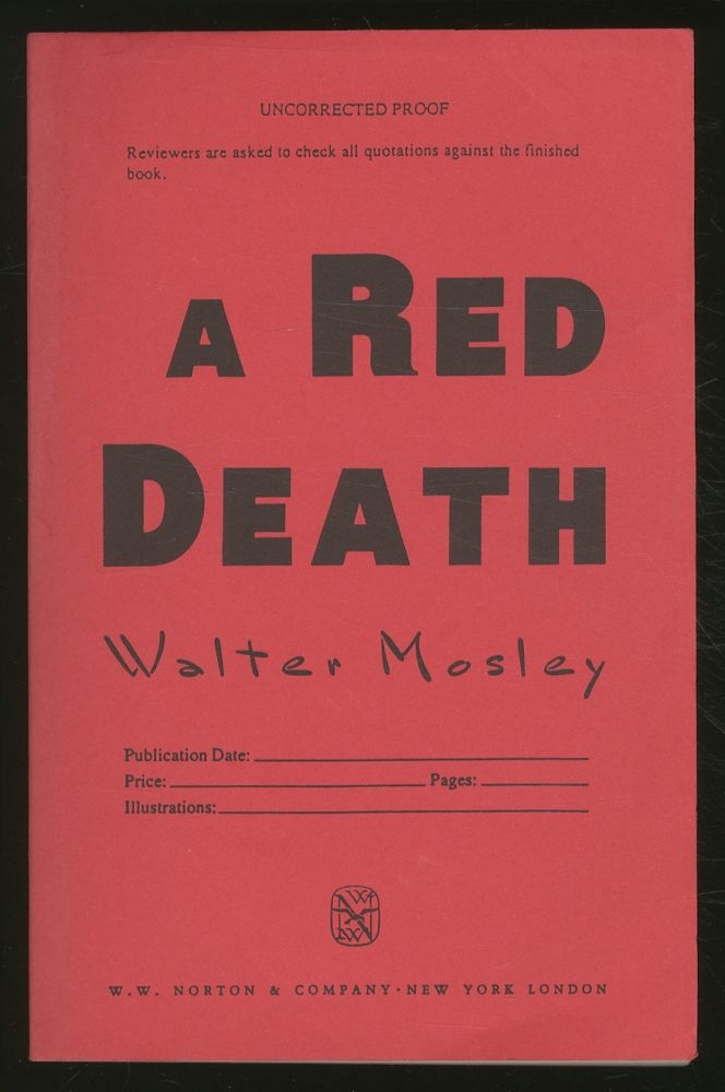 A Red Death. Walter MOSLEY.