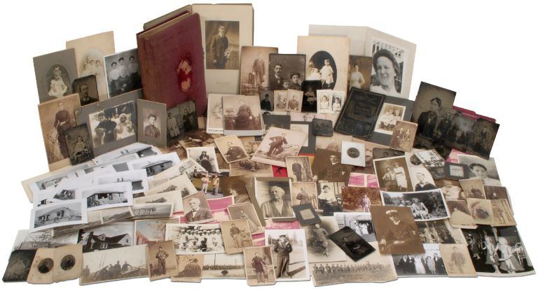 Collection of 400 Photographs from a Camden, New Jersey Family
