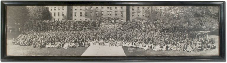 [Panoramic Photograph]: Penn State, State College (Class of 1922)