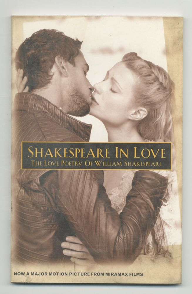 Shakespeare in Love: The Love Poetry of William Shakespeare. William SHAKESPEARE.