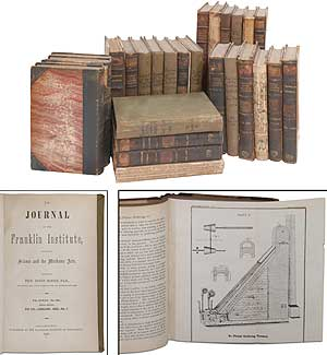 Journal of The Franklin Institute (1866-1879). John P. FRAZER, Henry Morton.