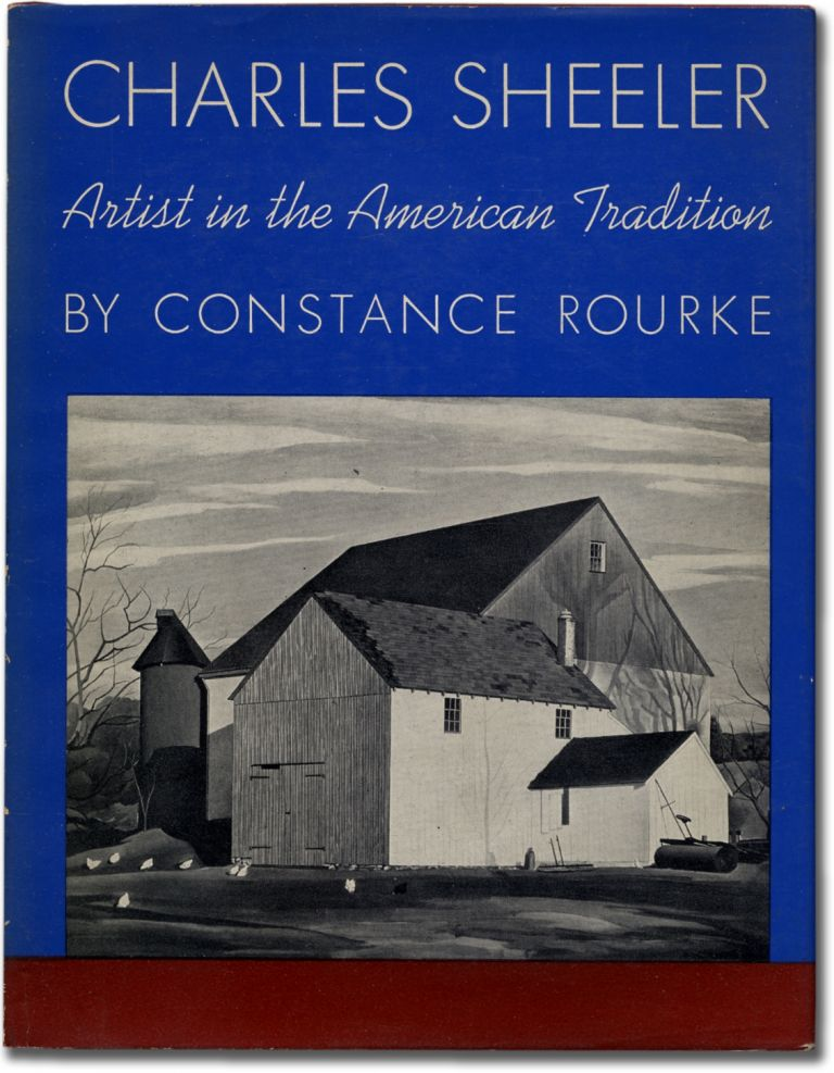 Charles Sheeler: Artist in the American Tradition. Charles SHEELER, Constance ROURKE.
