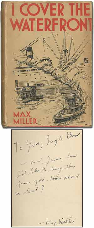 I Cover the Waterfront. Max MILLER.