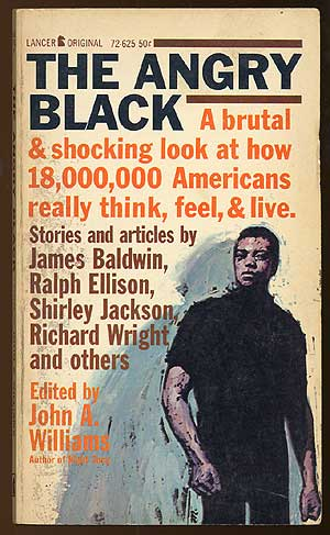 The Angry Black. John A. WILLIAMS.