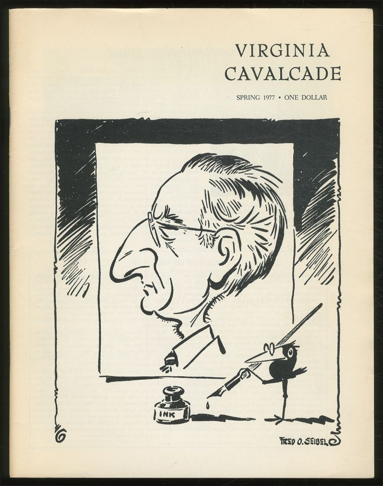 Virginia Cavalcade: Spring 1977, Volume XXVI, Number 4. Christopher M. BEAM.