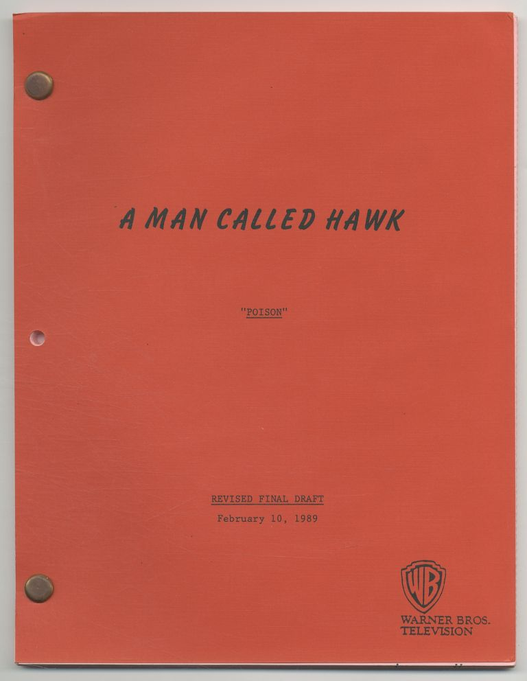 "[Screenplay]: A Man Called Hawk: ""Poison"""