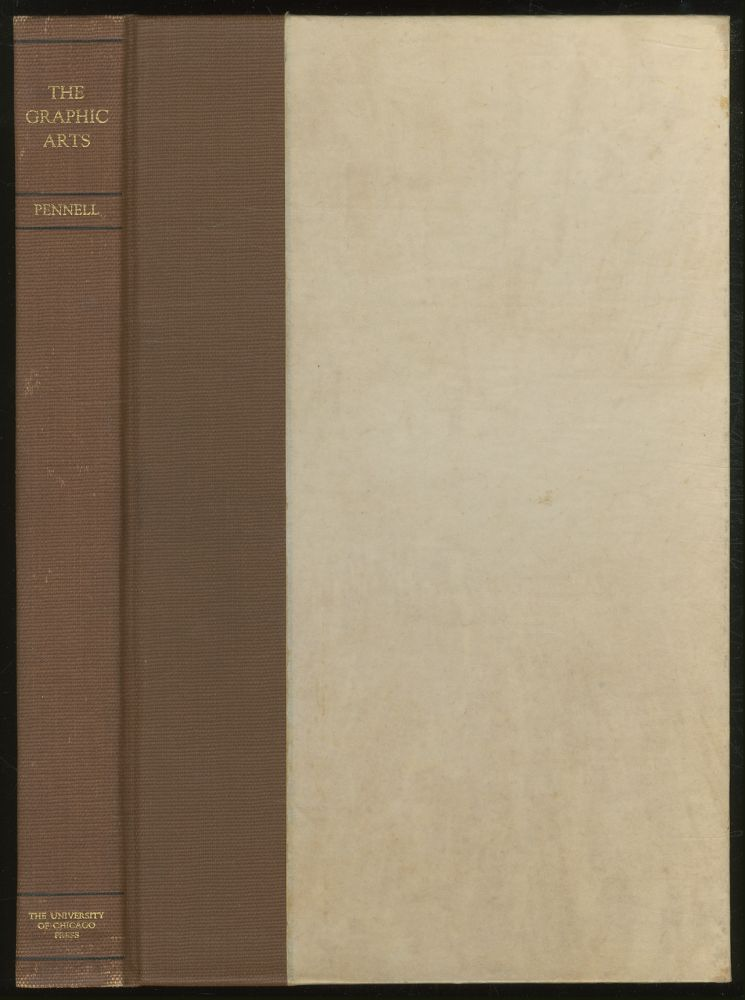 The Graphic Arts: Modern Men and Modern Methods. Joseph PENNELL.