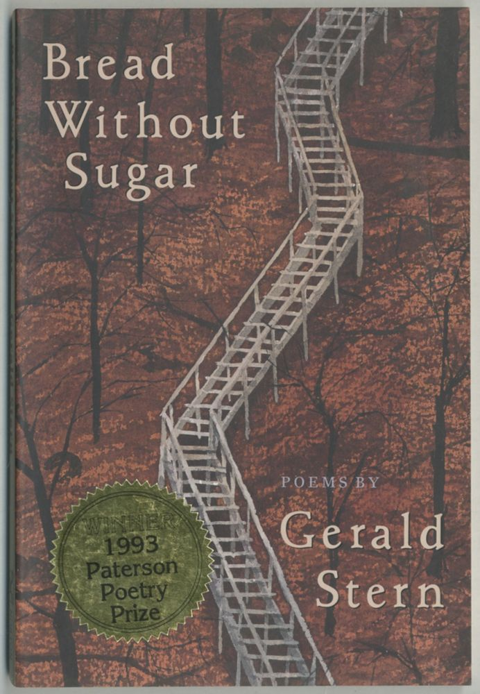 Bread Without Sugar. Gerald STERN.