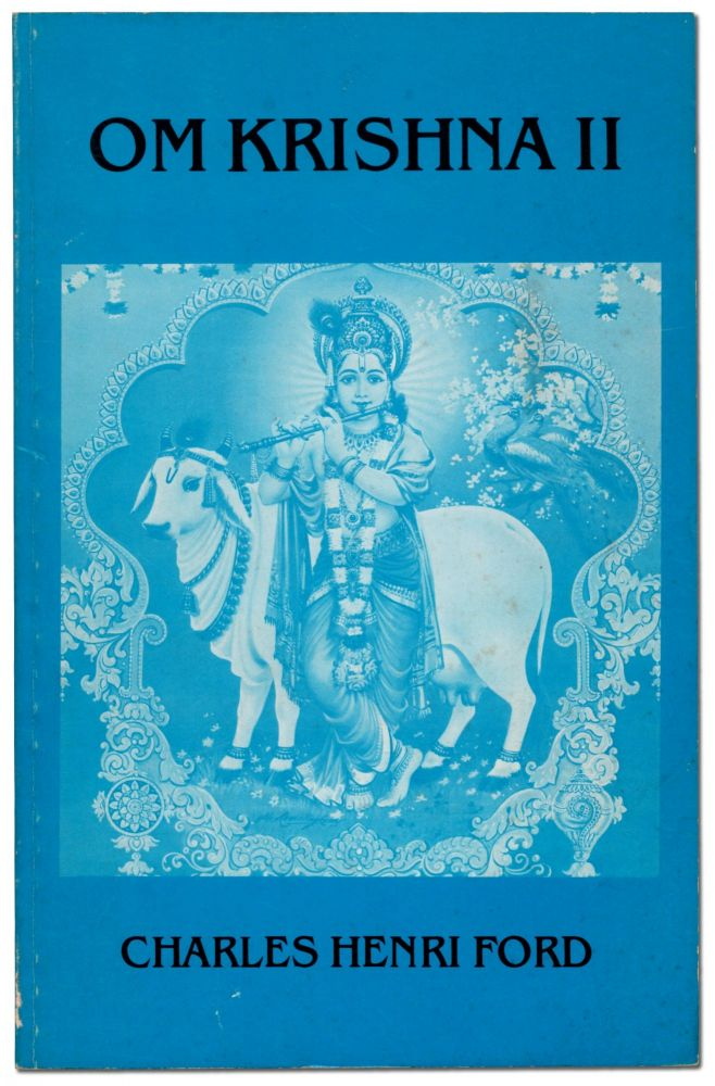 Om Krishna II from the Sickroom of the Walking Eagles