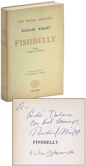 Fishbelly (The Long Dream). Richard WRIGHT.