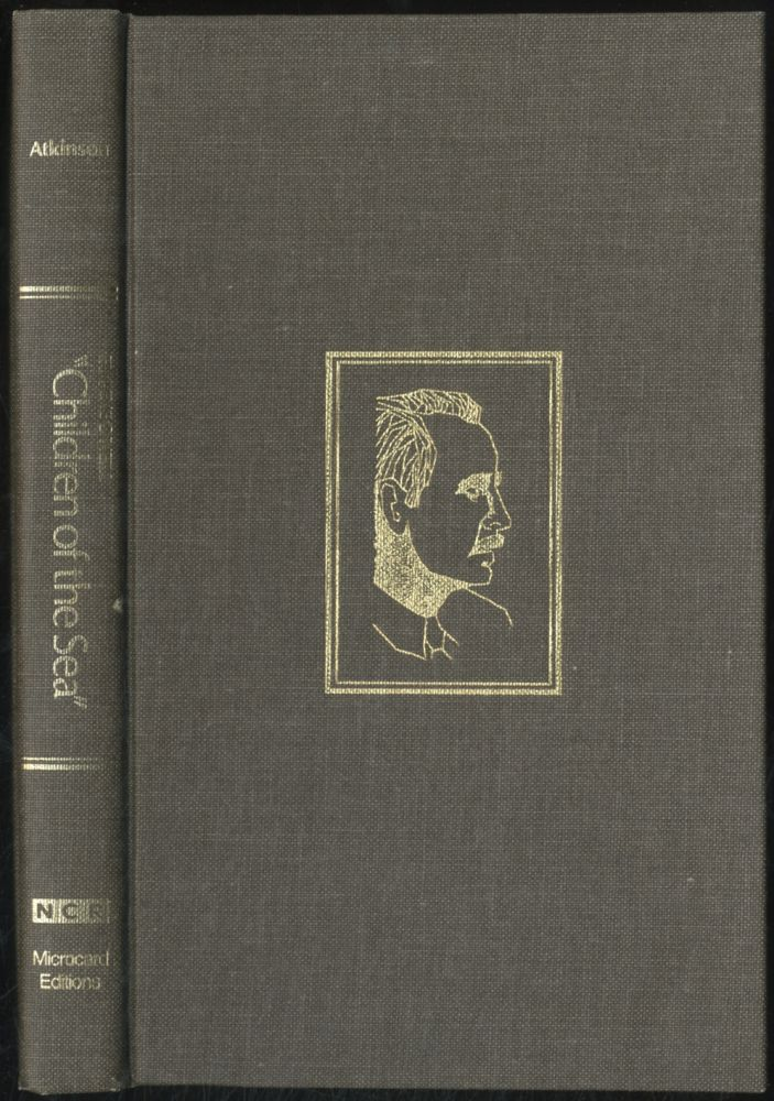 """""""Children of the Sea"""" and Three Other Unpublished Plays. Eugene O'NEILL."""