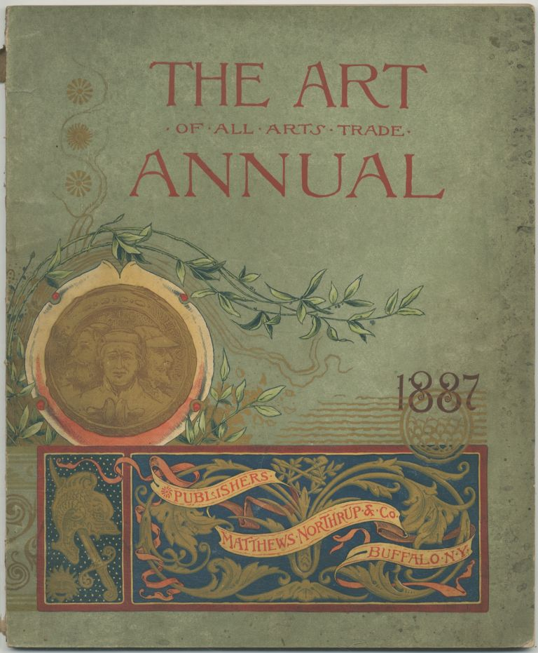 The Art of All Arts Trade Annual 1887
