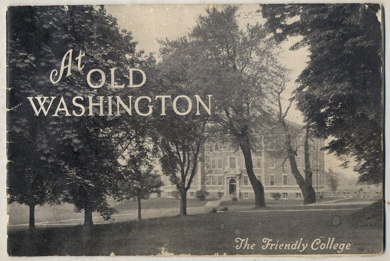 At Old Washington: The Friendly College
