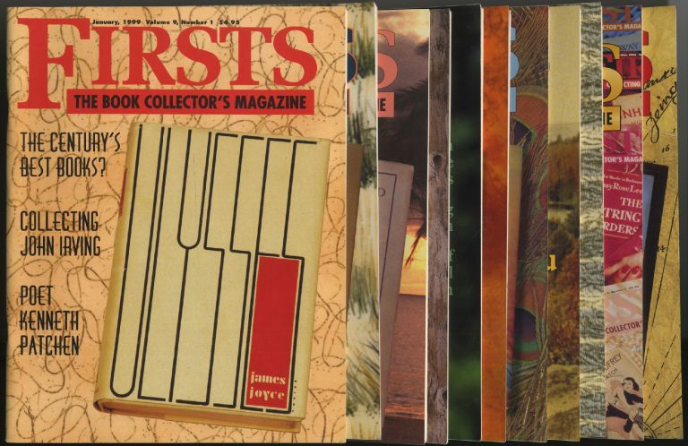 Firsts: The Book Collector's Magazine: [Twelve Issues]: January-December 1999, Volume 9, Numbers 1-12