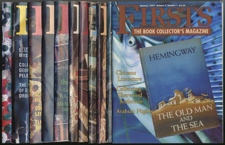 Firsts: The Book Collector's Magazine: [Twelve Issues]: January-December 1997, Volume 7, Numbers 1-12