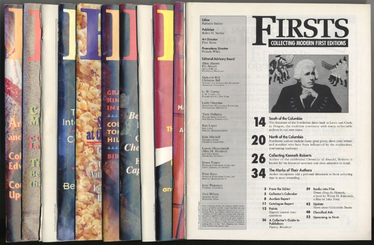 Firsts: Collecting Modern First Editions: [Twelve Issues]: January-December 1994, Volume 4, Numbers 1-12