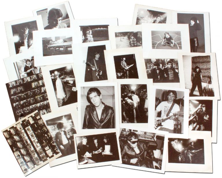 Vintage New York and Punk Scene Photographs
