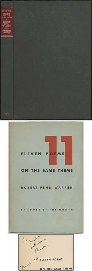 Eleven Poems on the Same Theme