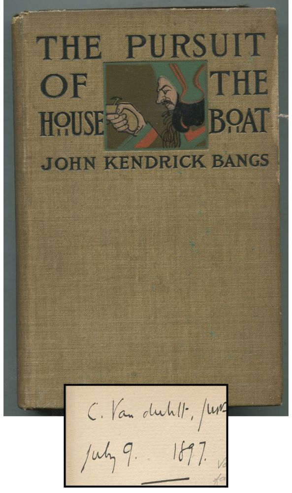 The Pursuit of the House-Boat: Being Some Further Account of the Divers Doings of the Associated...