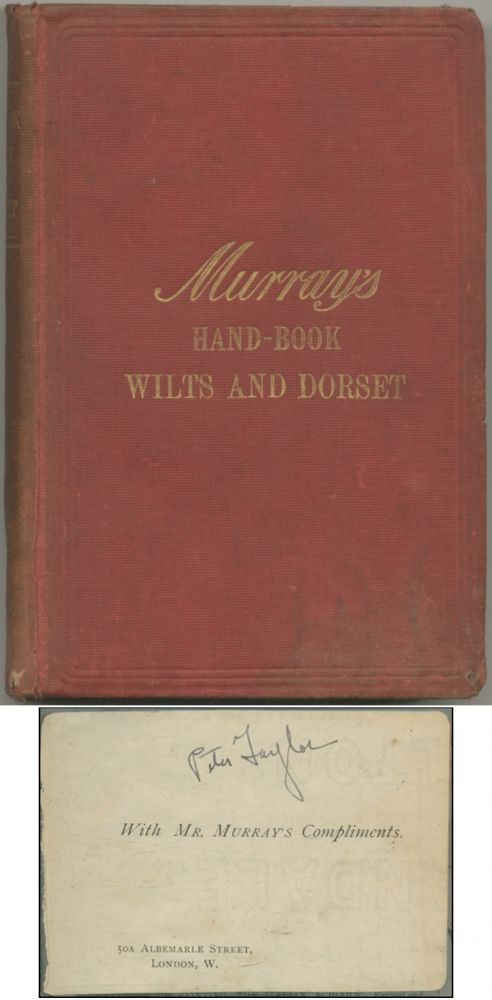 A Handbook for Residents and Travelers in Wilts and Dorset