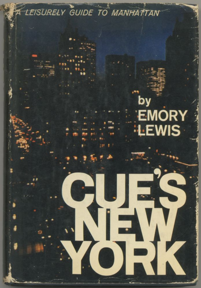 Cue's New York. Emory LEWIS.
