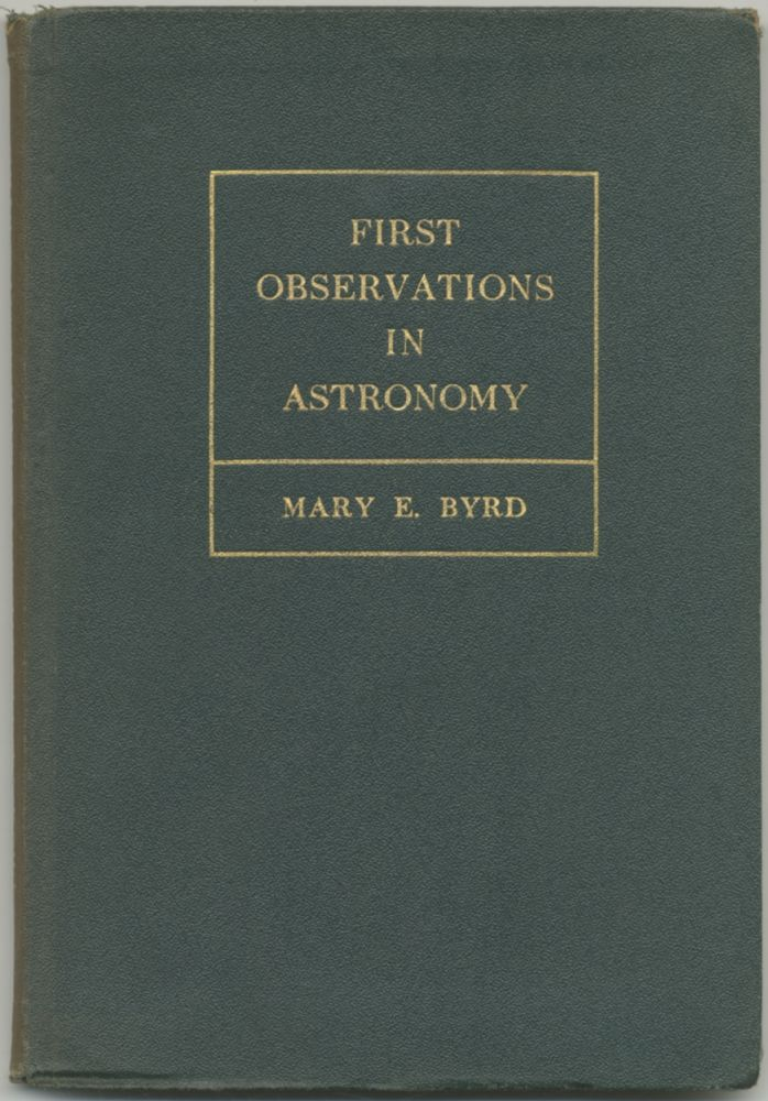 First Observations in Astronomy: A Handbook for Schools and Colleges