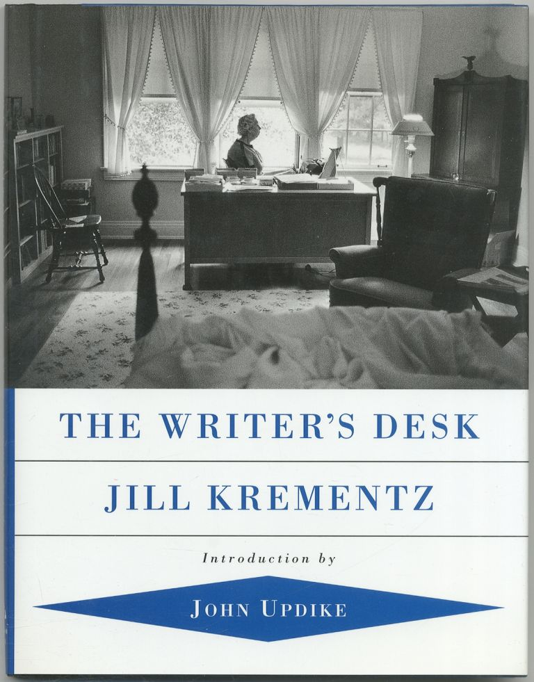 The Writer's Desk. Jill KREMENTZ, John Updike.