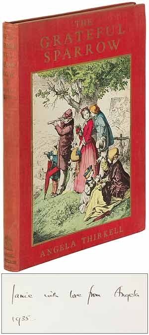 The Grateful Sparrow and other Tales taken from the German by Angela Thirkell