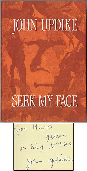 Seek My Face. John UPDIKE.