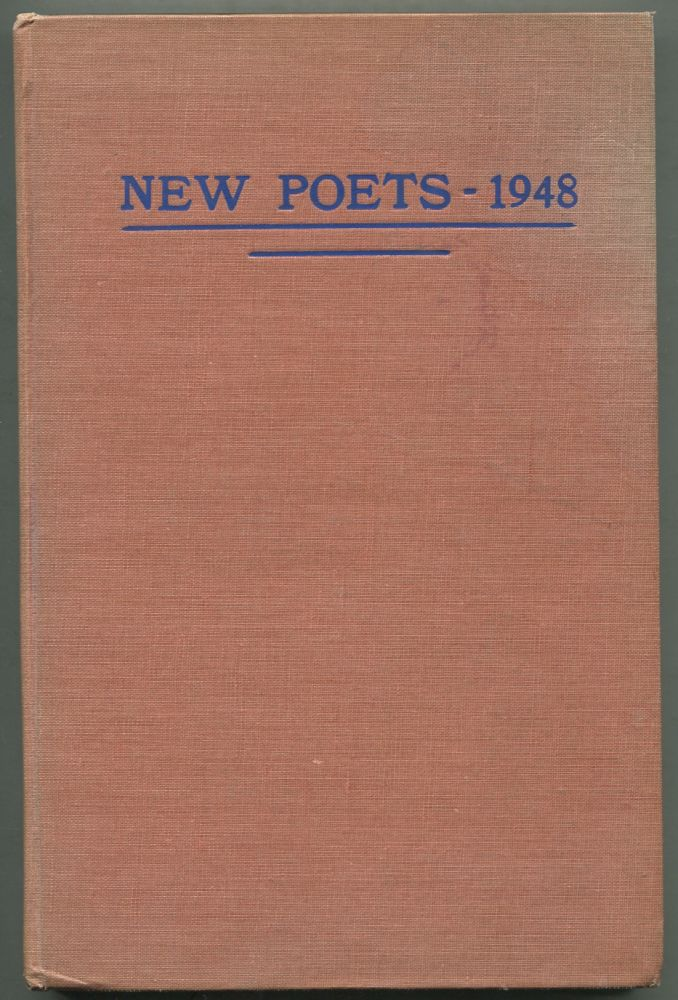 New Poets - 1948: An Anthology