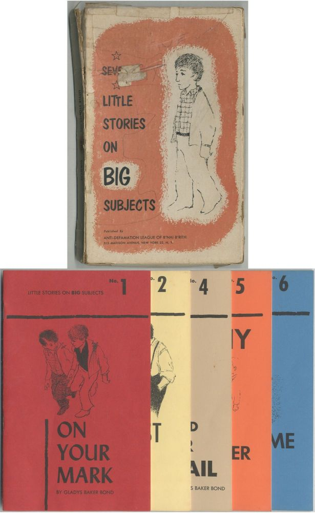 Seven Little Stories on Big Subjects