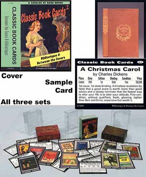 Classic Book Cards Series 2