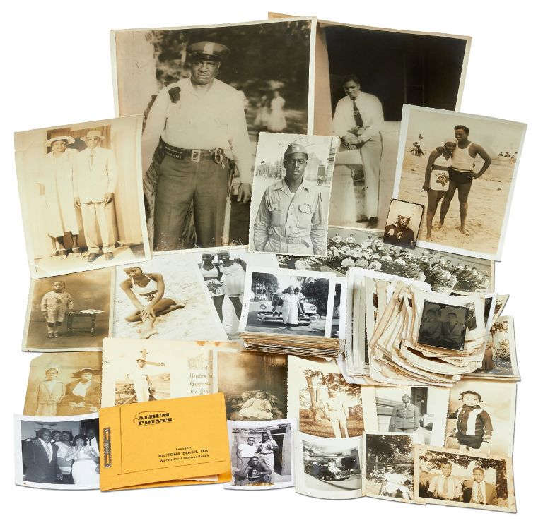African-American Family Photographs