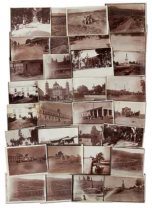 [Loose Photographs]: Early 20th Century Images of Mexico