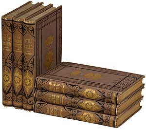 Andersen's Library. [Cover title]: Stories from Hans Andersen. (Six volumes)