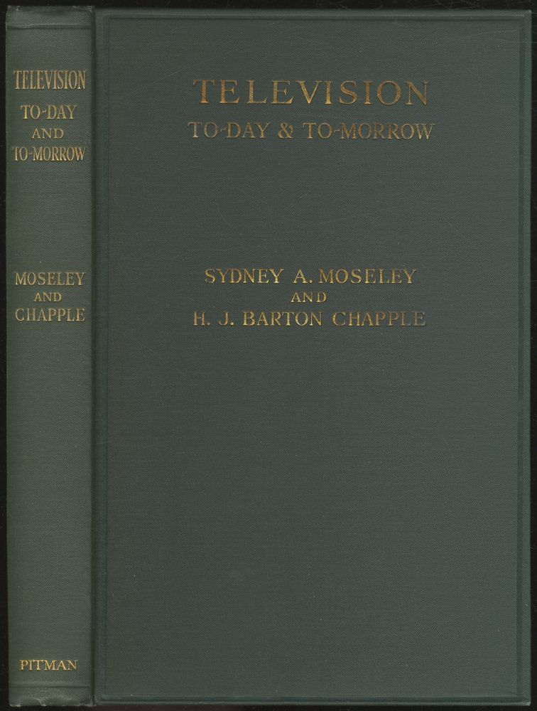 Television: To-day & To-morrow