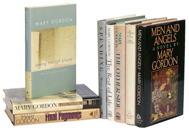 Eight Books Inscribed to Alfred Corn