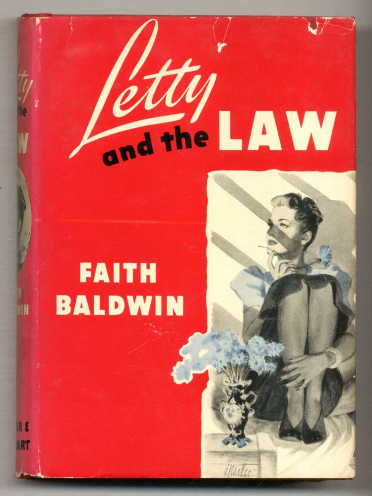Letty and the Law. Faith BALDWIN.