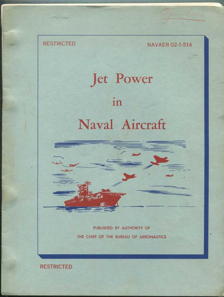 Jet Power in Naval Aircraft: 15 February 1949