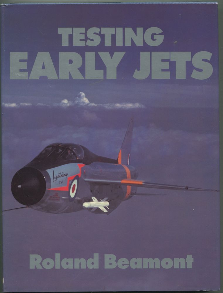 Testing Early Jets: Compressibility and the Supersonic Era. Roland BEAMONT.