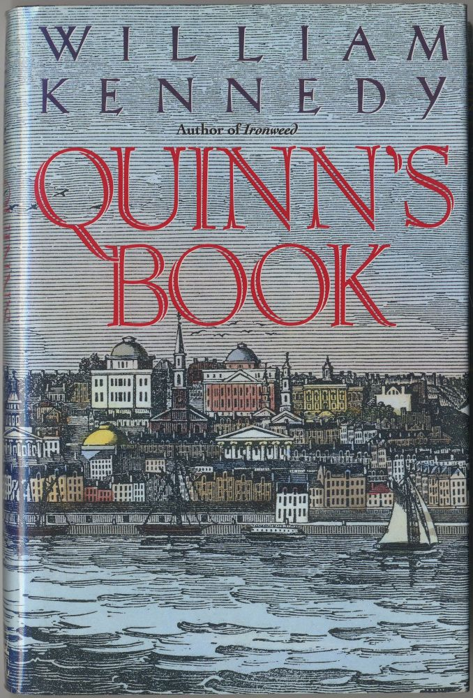 Quinn's Book. William KENNEDY.