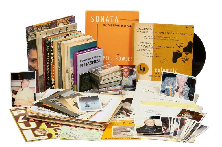 Collection of Music, Books, and Associated Ephemera from the Library of American Composer Phillip Ramey, 1950-99