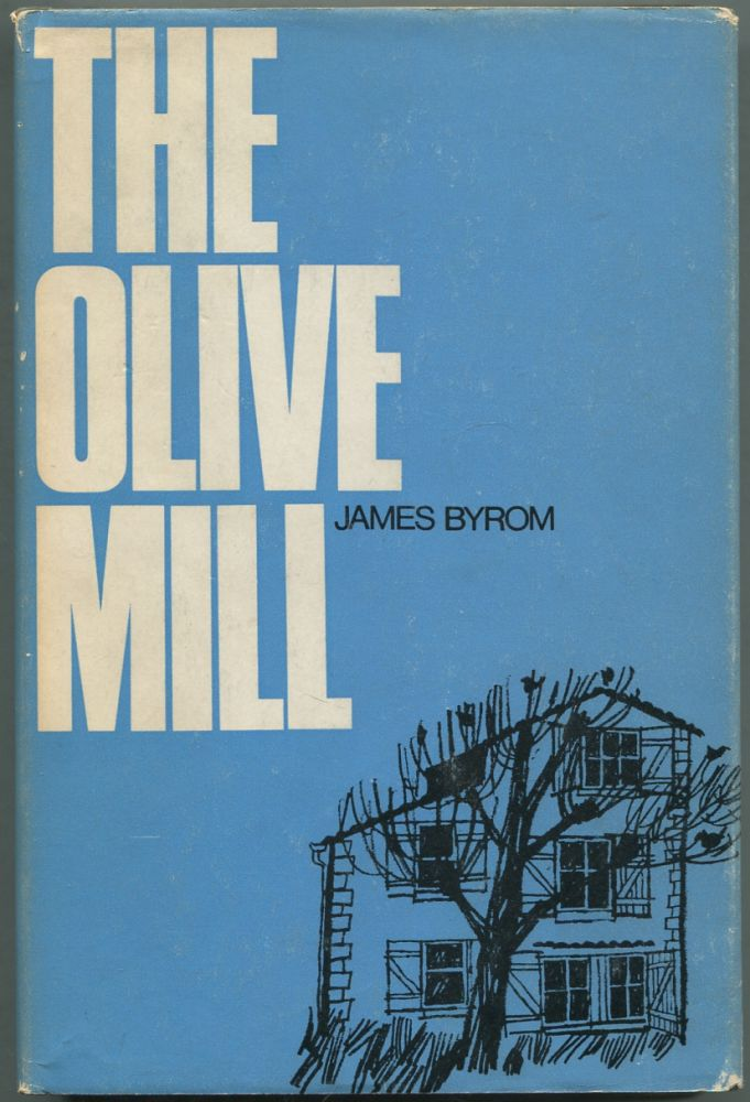 The Olive Mill. James BYROM.